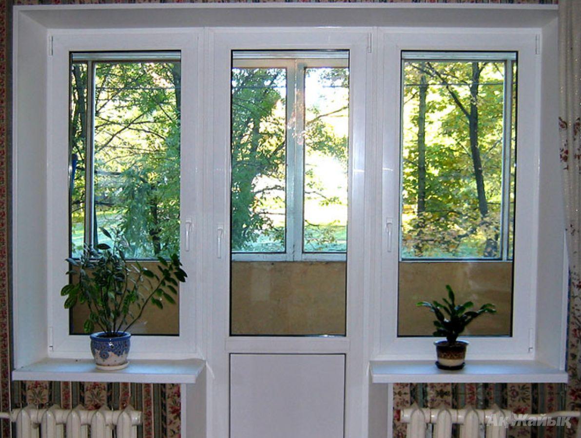 Пластиковые окна и балконы фотографии..